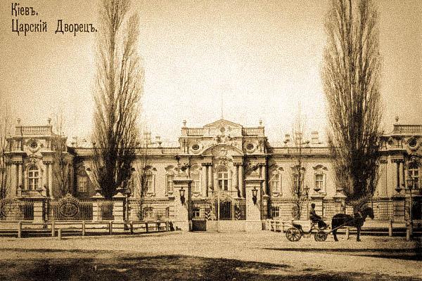 Мариинский дворец – Архитектор Растрелли – Архитектор Иван Мичурин