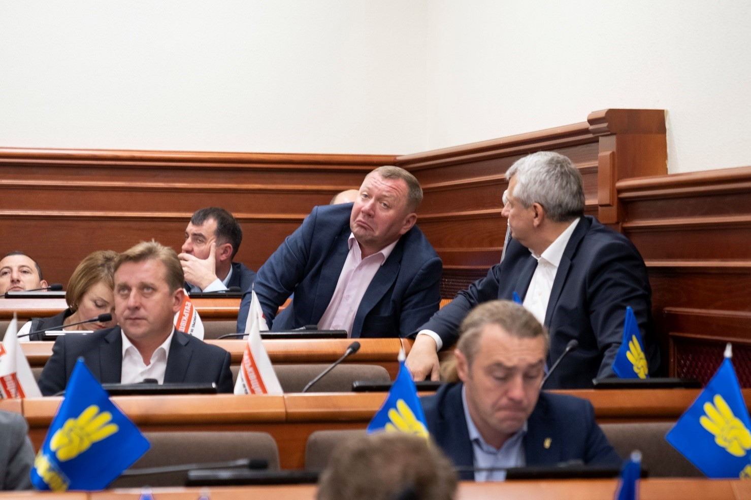 фракция свобода, Киеврада