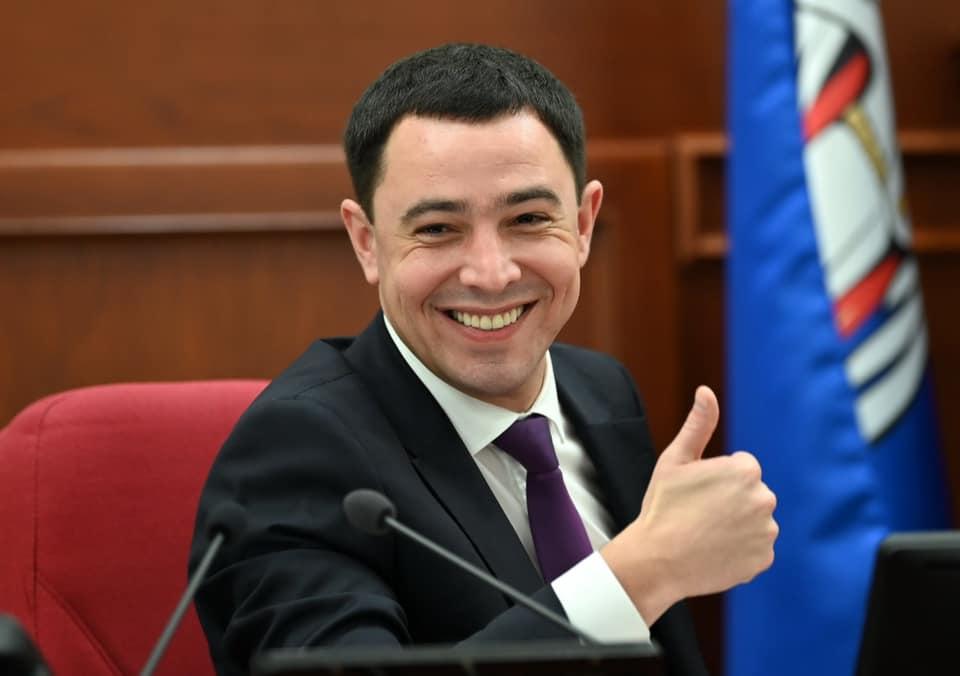 Секретарь Киеврады Владимир Прокопив
