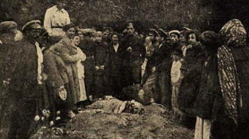 Киев-1919. Осенняя лихорадка с осложнениями. Ч. 2. Погром