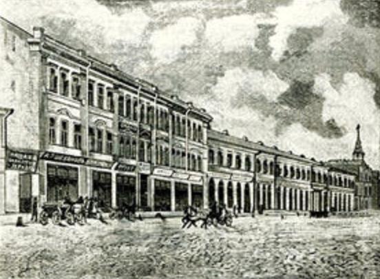 Штаб-квартира Комитета «Добровпомощь» находилась в Гранд-Отеле по ул. Крещатик, 22, здание не сохранилось