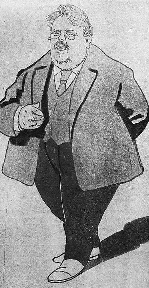 А. Савенко, шарж