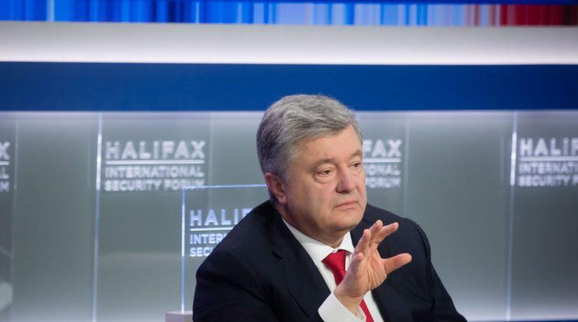 Украине нужна международная поддержка в борьбе против Путина – Порошенко