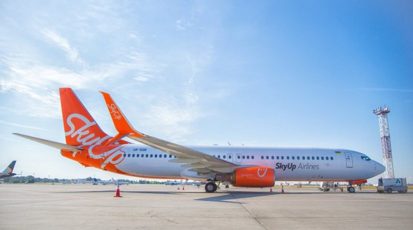 В марте SkyUp запустит авиарейсы из Киева в итальянский Бари