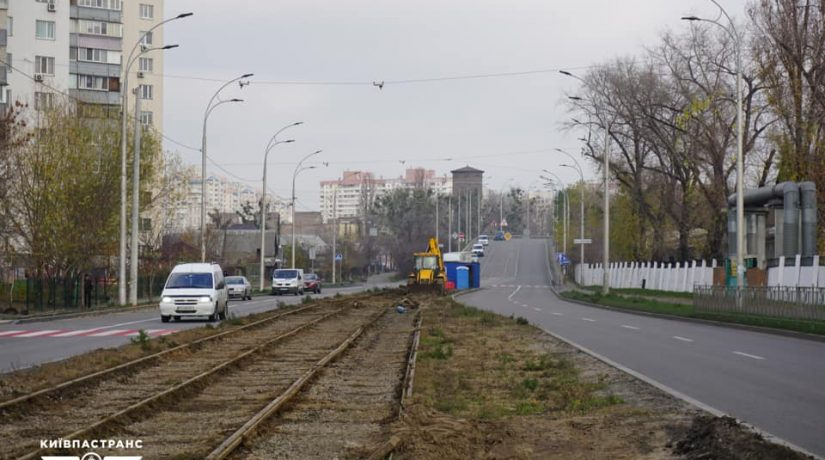 После реконструкции линии по ул. Алматинской запустят современные трамваи