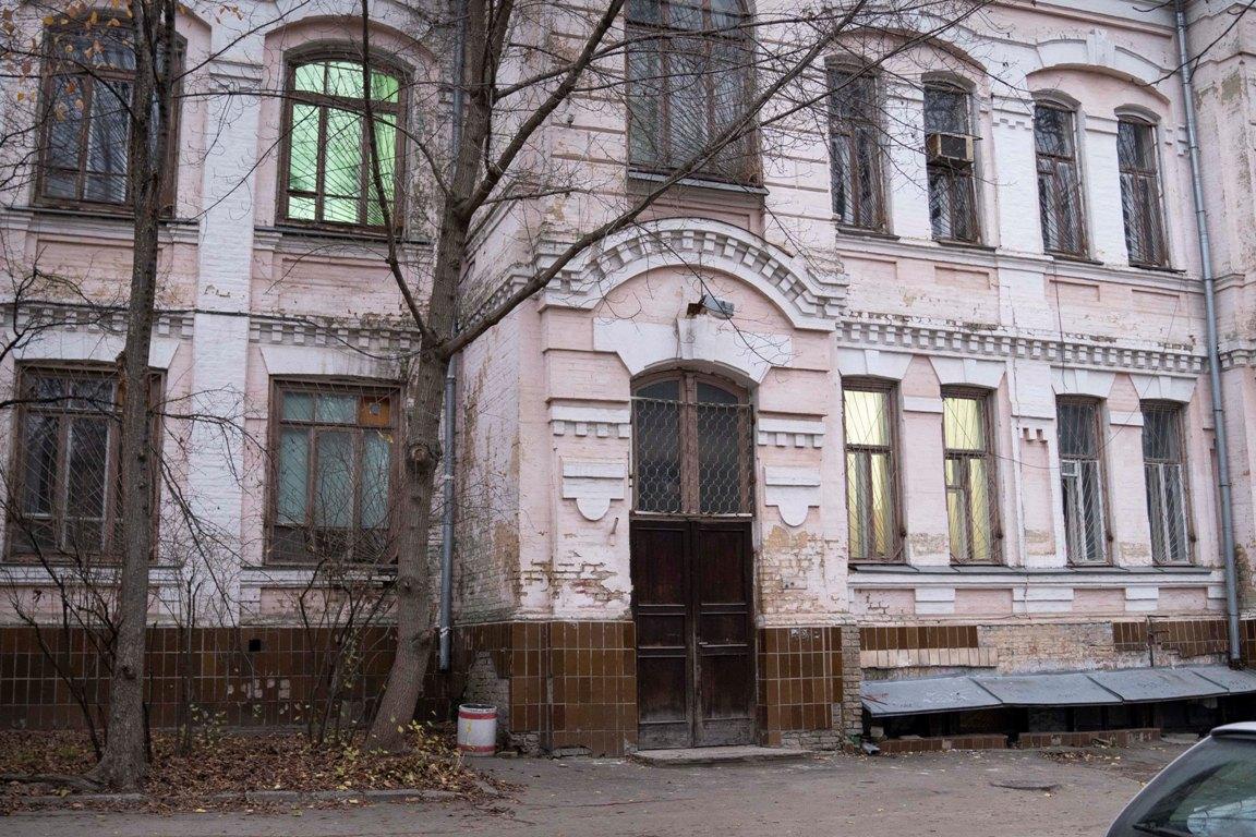 Дом стройка Мечникова Печерск
