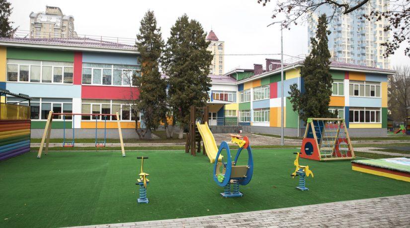В Оболонском районе открыли новый детский сад