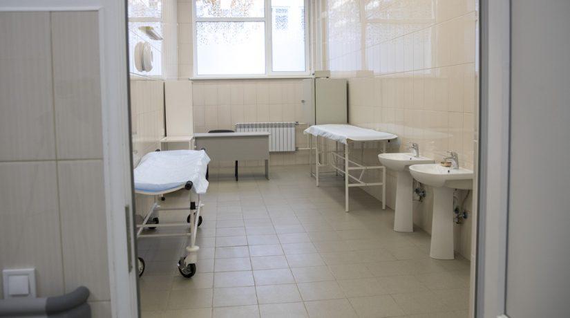 Сколько мест для заболевших коронавирусом подготовили на Киевщине