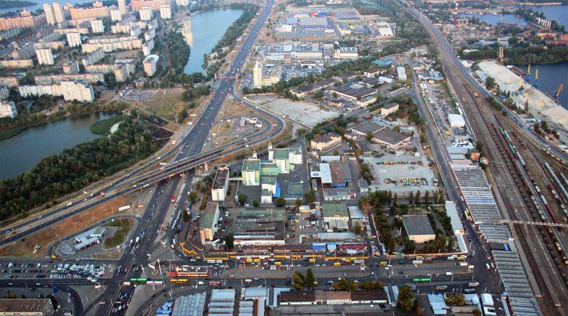 В КГГА не выдавали разрешение на строительство ТРЦ «Петровка»