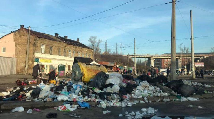 Киев призывает парламент увеличить штрафы за загрязнение населенных пунктов