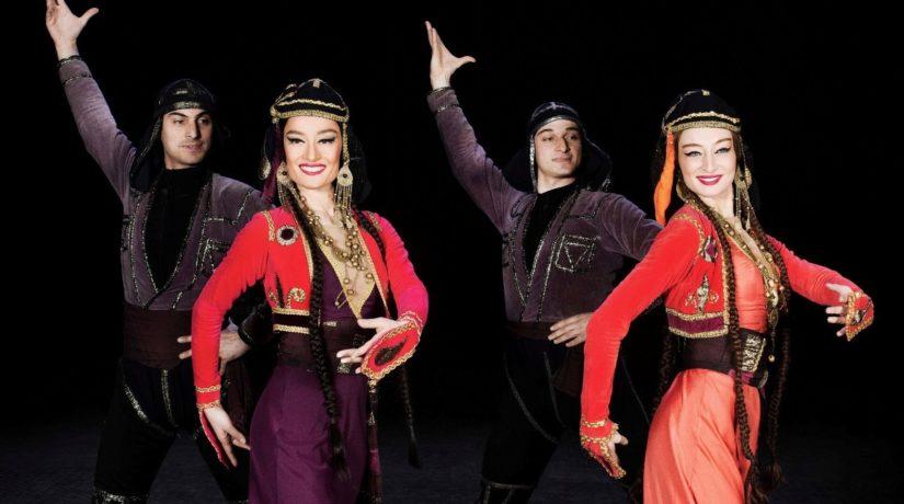 Уже этой весной в Киеве выступит Национальный балет Грузии «Сухишвили»