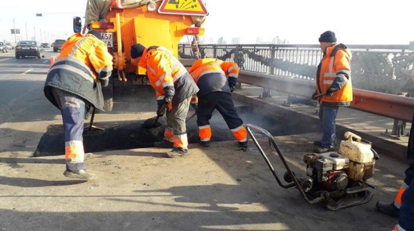 Мост Патона починили и полностью открыли для транспорта