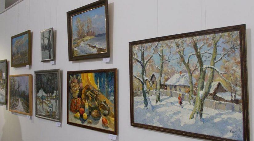 Всеукраинская рождественская выставка
