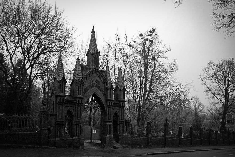 Байковое кладбище