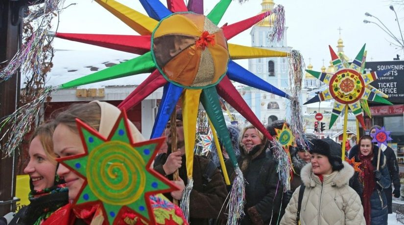 Праздник близко. В Музее истории Украины научат петь колядки
