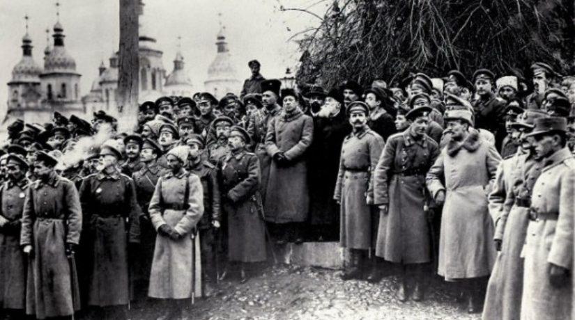 1917 красная жара в Киеве