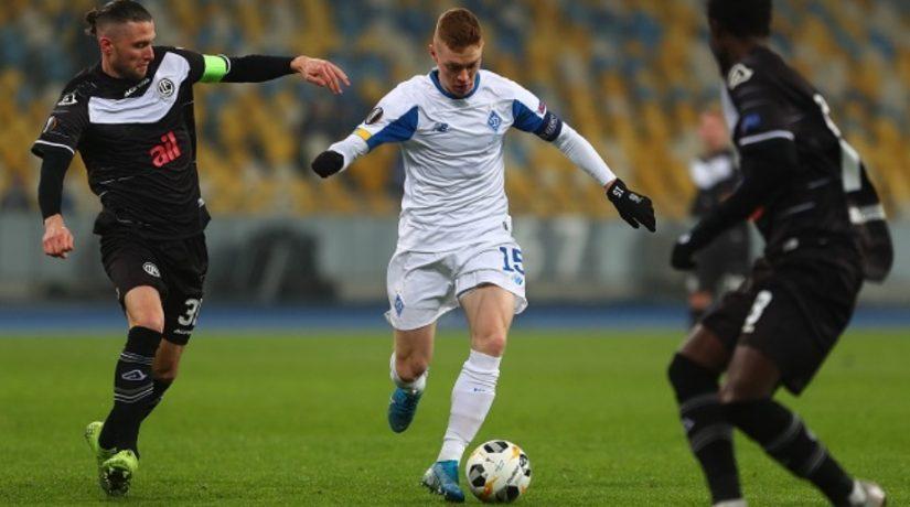 «Динамо» не смогло обыграть «Лугано» и покинуло Лигу Европы