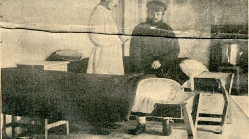 Киев-1919: эпидемический фронт белой власти