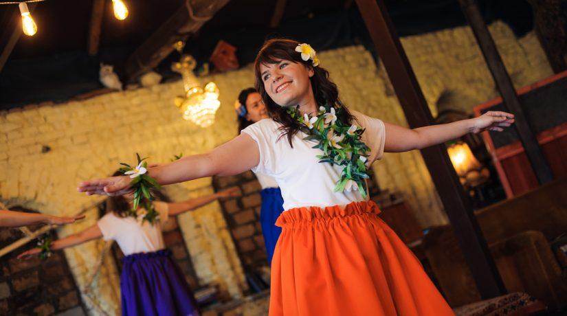 Гавайские танцы Miliani Hula Dance