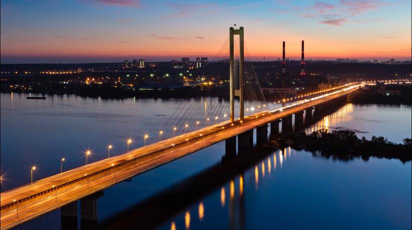Южному мосту 29 лет. 15 фактов о самом высоком путепроводе Украины