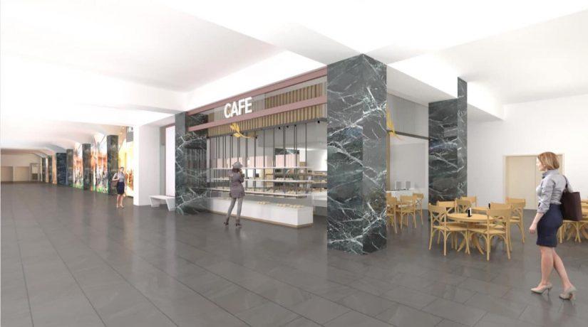 Реконструкция Центрального ж/д вокзала начнется изнутри – проект