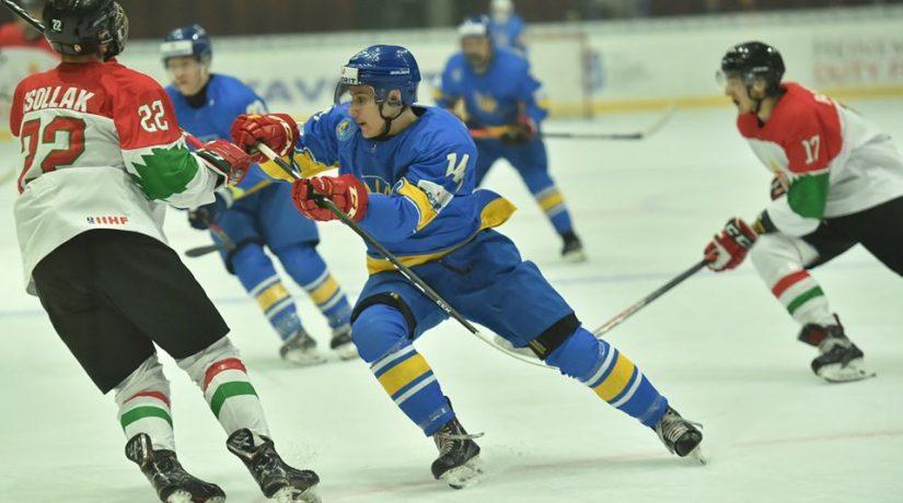 Чемпионат по хоккею молодежка Киев