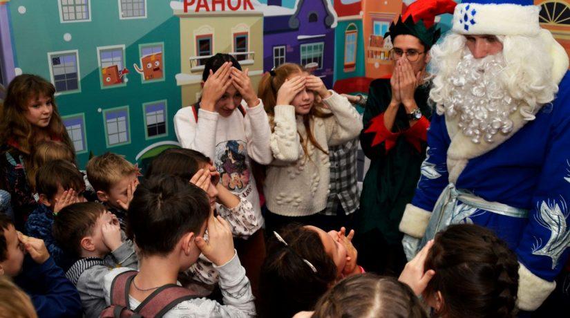 В Главпочтамте открыли новогоднюю почтовую резиденцию