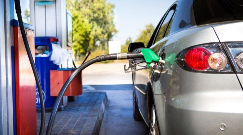 В ноябре автомобилисты Киева купили топлива на миллиард гривен