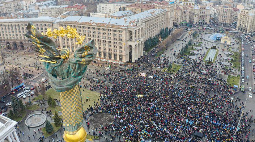 митинг, майдан, 8 декабря