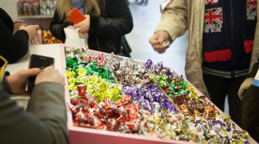 Алкоголь, мясо и конфеты – что покупали киевляне в уходящем году