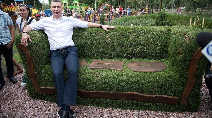 Топ-5 успехов Виталия Кличко – опрос киевлян