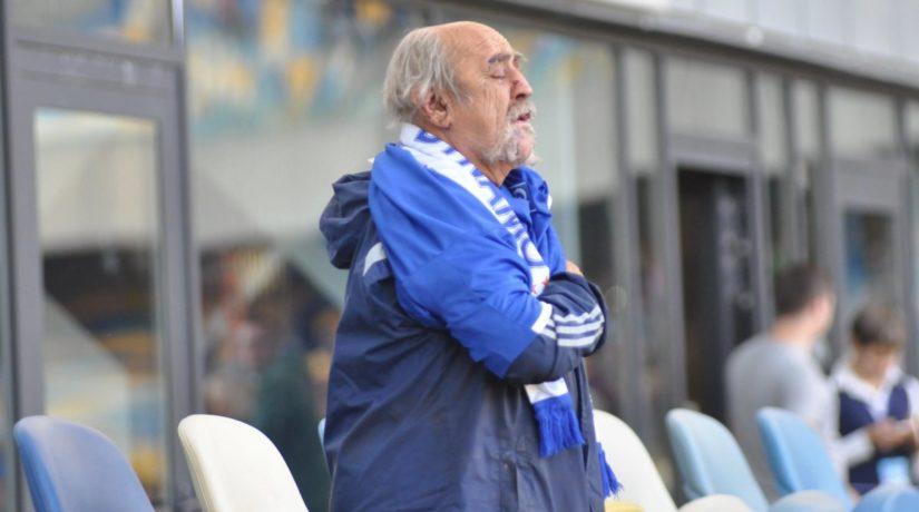 Парамон в коме. Его знает весь футбольный Киев