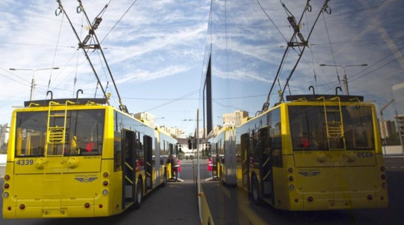 Новый Генплан Киева: общественный транспорт как приоритет и новые линии