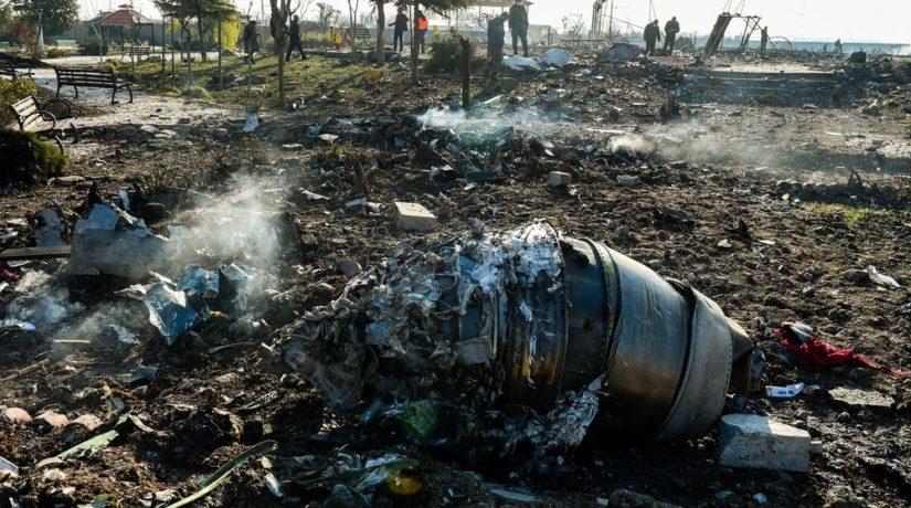 Иран признал, что украинский самолет сбили двумя российскими ракетами