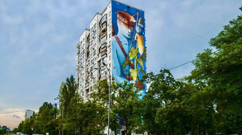 Фото дня. Как выглядит образцовый дом в столице