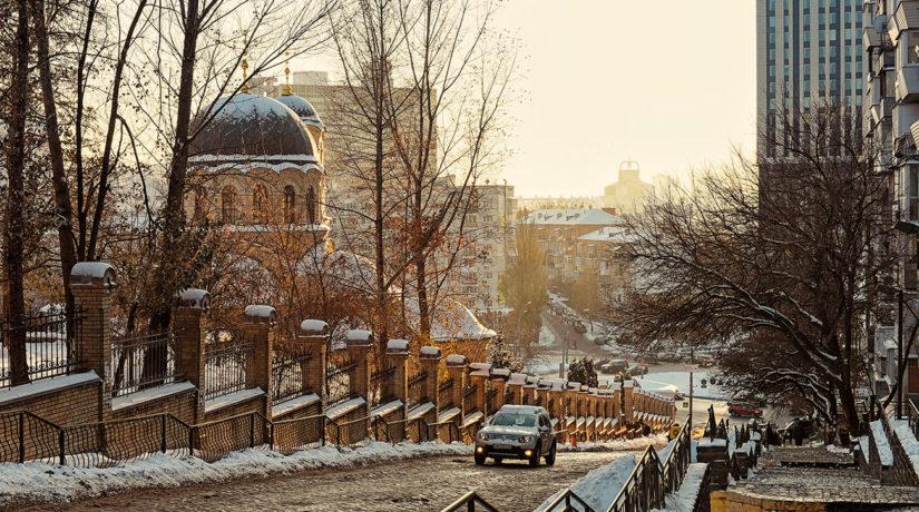 Улица Шелковичная станет односторонней