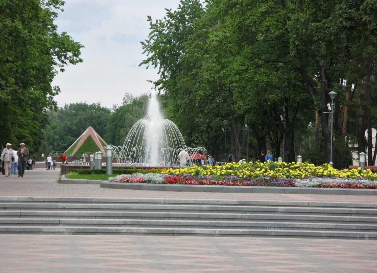 парк Победа