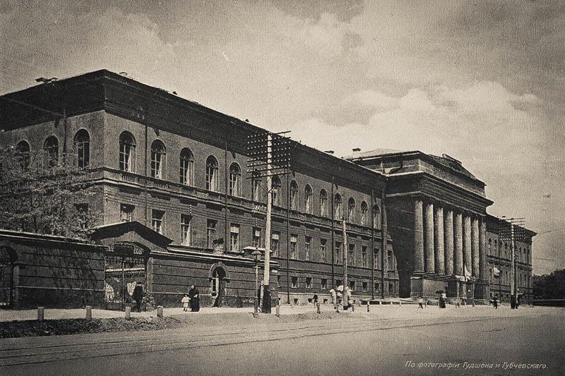 Городские головы Киева – Иван Ходунов – университет Святого Владимира