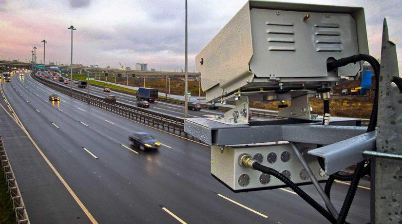Автоматическая фиксация нарушений ПДД: дата запуска и количество видеокамер