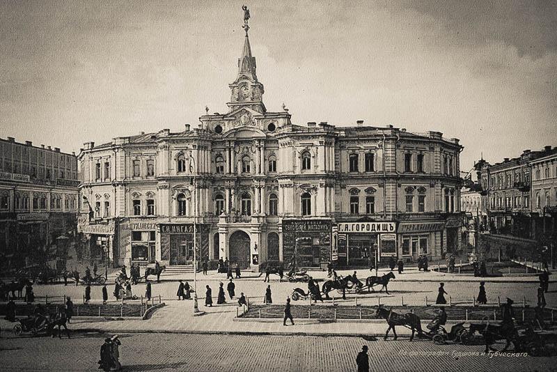 Городские головы Киева – Иван Ходунов – городская Дума