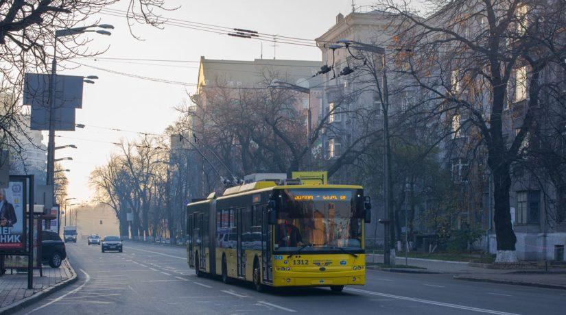 Троллейбус 30