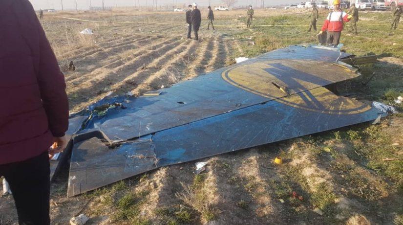 """Самолет МАУ был сбит – Иран обвинил США и сослался на """"человеческий фактор"""""""