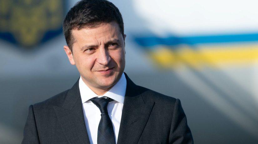 Самый молодой президент: Владимир Зеленский празднует День рождения