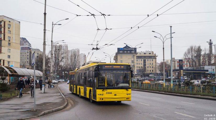 В работу троллейбусов № 31, 91н вносятся изменения