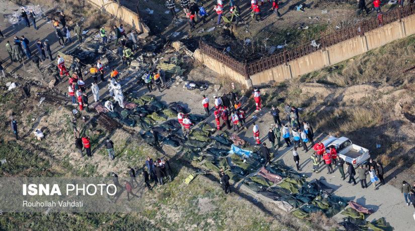 Посольство поменяло официальную информацию о крушении самолета МАУ