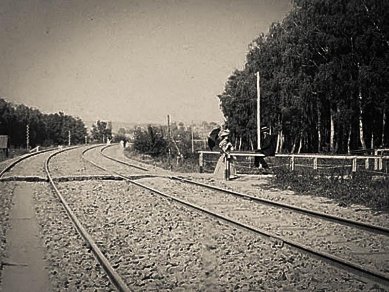 Соломенка - интересные факты - железная дорога