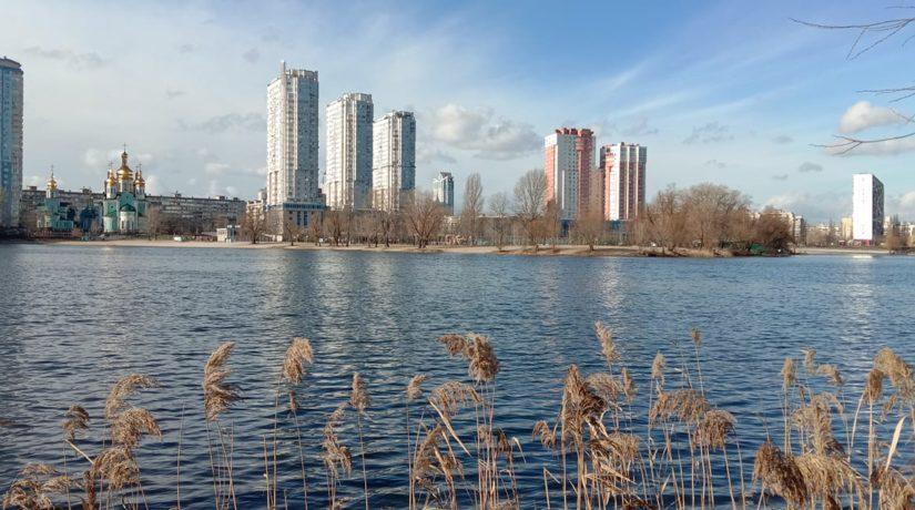 А была ли зима? В Киеве началась метеорологическая весна