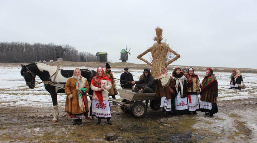 В Пирогово отметят Масленицу народными гуляньями