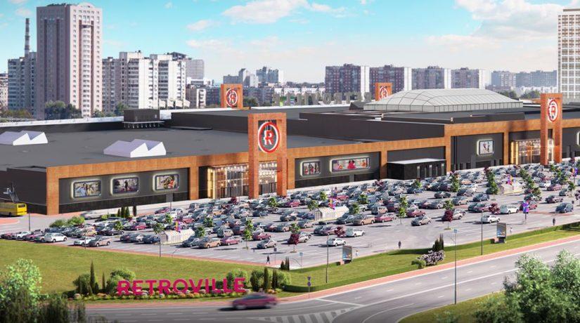 Киевский ТЦ будет считывать поведение покупателей, чтобы больше продавать