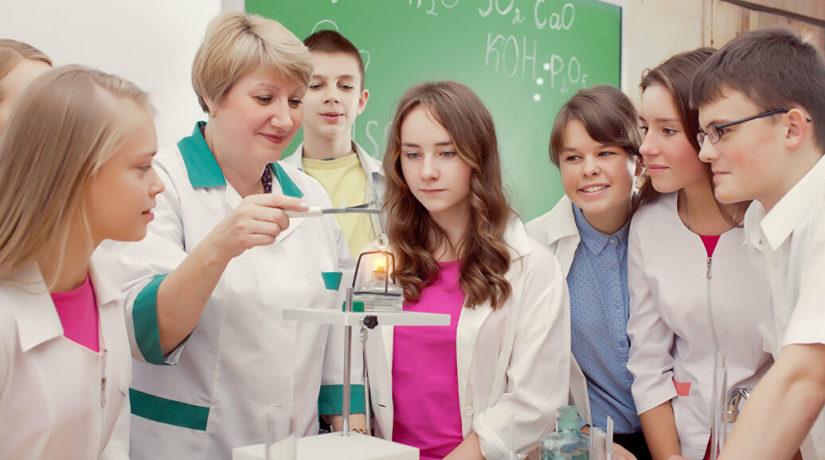 наука, школа